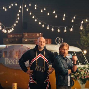Потап и Винник впервые спели дуэтом в саундтреке к «Скаженому Весіллю»