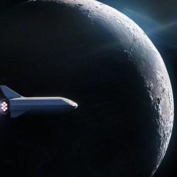 SpaceX представят первого туриста, который отправится к Луне