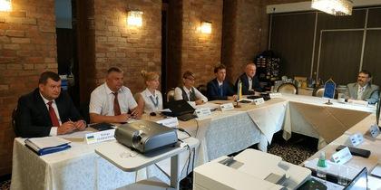 Закарпатцы  участвовали  в совещании Уполномоченных Правительств Украины и Венгрии