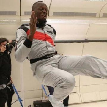 Самый быстрый в «космосе»: ямайский спортсмен победил в соревновании