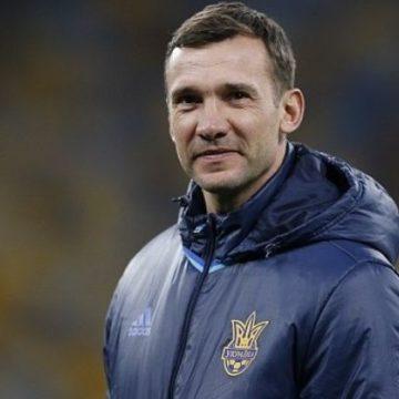 Сборная Украины одержала победу над Словакией в Лиге Наций