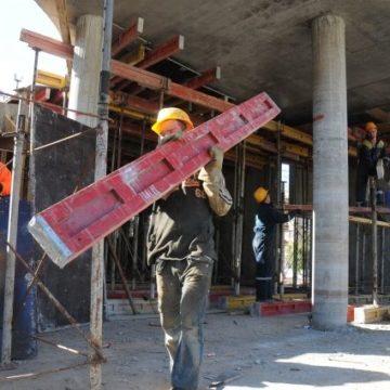 В Польше на стройке рабочего из Украины раздавило лестницей