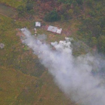 Украинские миротворцы в Конго уничтожили лагерь повстанцев