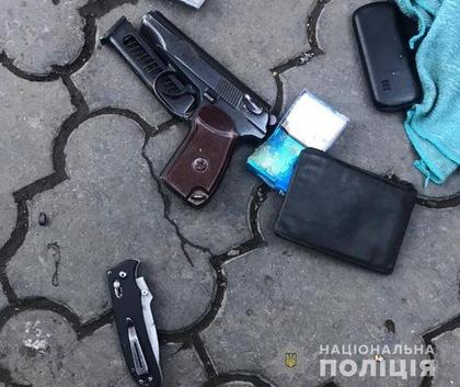 На один из ужгородских обменных пунктов совершено вооруженное нападение