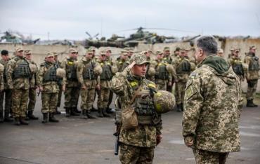 Порошенко официально ввел приветствие Слава Украине!