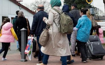 Украинцы в лидерах по миграции в Евросоюз