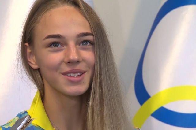 Самая юная чемпионка мира Дарья Белодед получила высшую награду в Украине