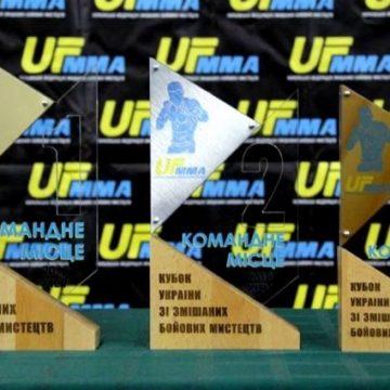 Итоги первого Кубка Украины по ММА среди любителей