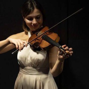 Украинская скрипачка победила в престижном международном конкурсе