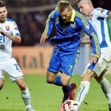 Словакия — Украина: все голы и поражения матча Лиги Наций