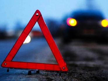 ДТП на Гагарина в Ужгороде: Водитель на «Audi A6» отправил человека в больницу