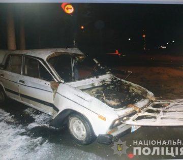 Полиция расследует два ДТП в Ужгороде (ФОТО)