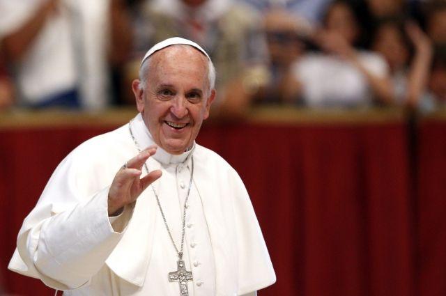 Папа Римский вспомнил об Украине во время Рождественской службы