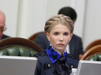 Тимошенко лидирует в президентском рейтинге в Черкасской области – опрос