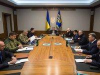 СНБО Украины ввел санкции против физ- и юрлиц – российских компаний, бизнесменов, политиков, депутатов и силовиков