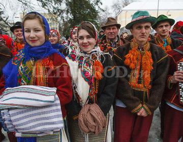 В начале января ужгородцев будет веселить международный фестиваль вина «Василля» (АНОНС)